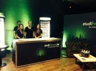 studiFreizeit – eine Aktion von Beck's für Hamburger Studenten, Bier, Bar, Lounge, Service